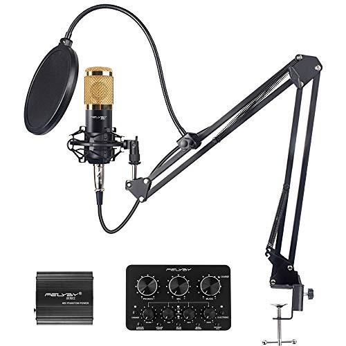 LVEGO Pro Condenser Microphone