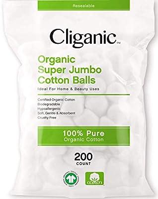 Cliganic Organic SUPER JUMBO