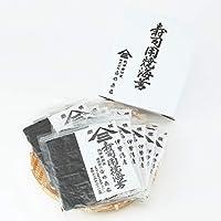 寿司用焼海苔 伊勢湾産 全型 吉田商店 東京都 焼のり 10枚×10袋