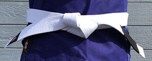 Your Jiu Jitsu Gear Brazilian Jiu Jitsu Kids White Belt M3 with Patch On