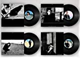 U2 Fan Club Issue Only The Joshua Tree Singles Remastered & Live 4 - 10inch VINYL Factory SEALED 2017 Out Of Print
