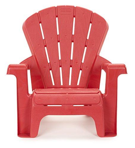 Little Tikes Garden Chair- Red