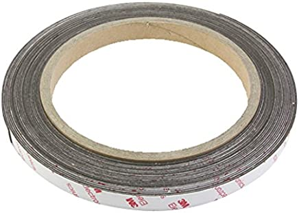 10/M Cinta Magn/ética 8/mm x 1,5/mm autoadhesiva /200/de la Industria de cinta adhesiva con 3/M 9088/