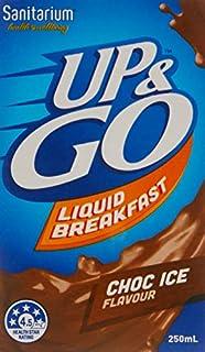 UP&GO 12 Pack Choc Ice Flavour School Liquid Breakfast Drink, 250 Milliliters (B07GK234DX)   Amazon price tracker / tracking, Amazon price history charts, Amazon price watches, Amazon price drop alerts