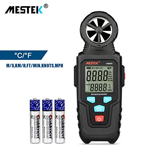 Decibel Meter Digital Sound Level Meter MESTKE 30 – 130 dB Noise Volume Measuring Instrument Reader Self-Calibrated Max Min Data Hold Fast/Slow Mode LCD Backlight Display/Flashlight Gift