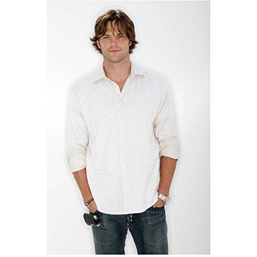 Supernatural Jared Padalecki as Sam Winchester Smug Smile with Hands in Pockets 8 x 10 Photo