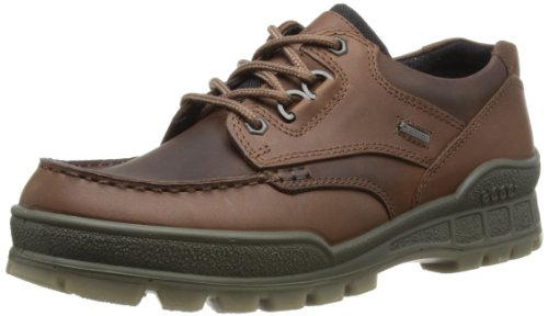 Ecco Track 6 Gore-tex® Plain Toe Lo Shoes – Waterproof