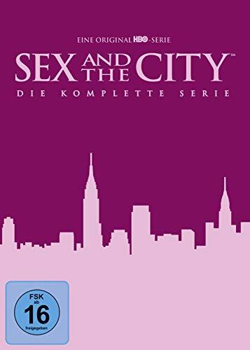 Die komplette Serie (17 DVDs)