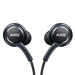 The Samsung Genuine headphones are Tuned by AKG provide an incredibly clear, authentic-sounding, and balanced output These hybrid, canal-type earphones feature a sleek metal finish and tangle-free, fabric cable. Enjoy easy access to a range of your d...