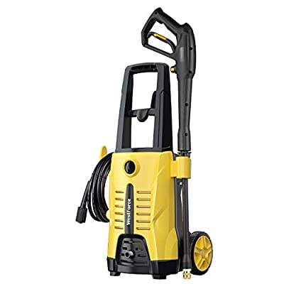 WestForce Electric Pressure Washer ETL-Listed, 2600 PSI 1.65 GPM 1600 W High Power Washer, 20ft High Pressure Hose, Pressure Cleaner Car Washer with 4 Nozzles & Foam Lance