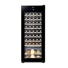 Haier WS50GA wijnkoelkast/127 cm hoogte/LED-display voor temperatuuraanpassing, temperatuuralarm*
