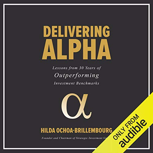 Couverture de Delivering Alpha