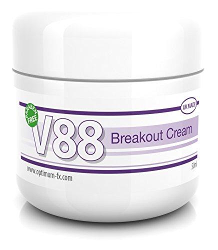 V88 Crema Para Brotes Con Ácido Salicílico Para Granos