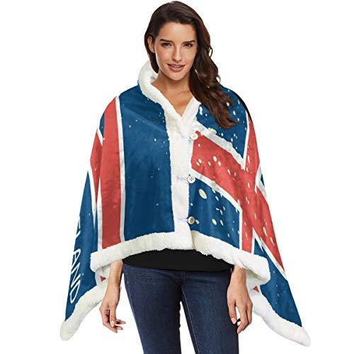 All3DPrint Manta de Bandera de Islandia