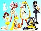 HGIF 美少女戦士 セーラームーンワールド 4 全6種