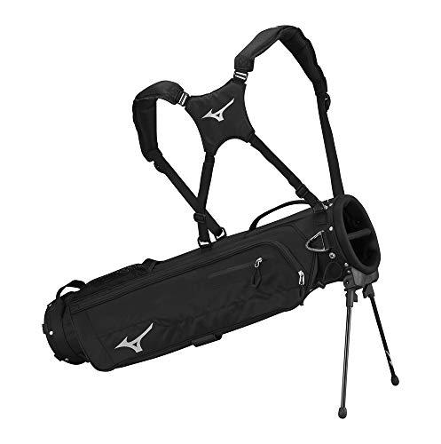 Mizuno 2020 BR-D2 Carry Golf Bag, Black