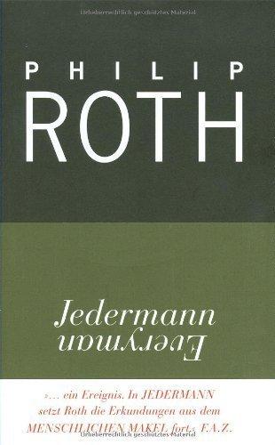 Jedermann: Roman von Roth. Philip (2006) Gebundene Ausgabe