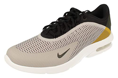 Nike Air Max Advantage 3 Mens Running Trainers AT4517 Sneakers Shoes (UK 7.5 US 8.5 EU 42, Grey Black 001)