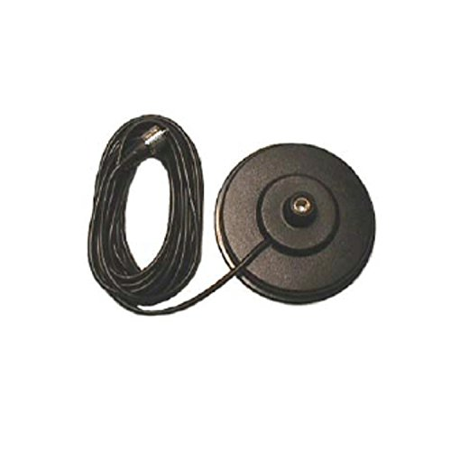Pro Trucker 5' CB Radio Antenna Magnet Mount with 18' Coax and PL-259 Connector - Black