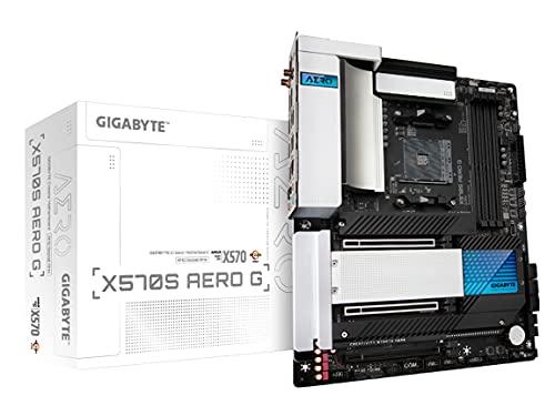 GIGABYTE X570S AERO G Rev.1.0 マザーボード ATX [AMD X570チップセット搭載] MB5515