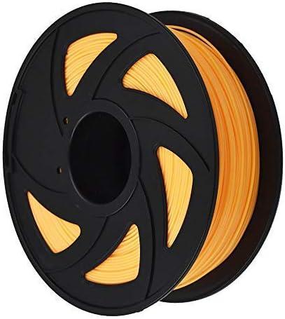 popular 3D wholesale Printer Filament - online 1KG(2.2lb) 1.75mm / 3 mm, Dimensional Accuracy PLA Multiple Color (Fluorescent Orange,1.75mm) outlet sale