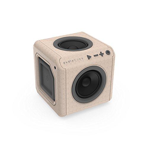 classement un comparer Allocacoc audioCube Cube Wood – Enceintes portables (filaires et sans fil, réseau, batterie / batterie,…