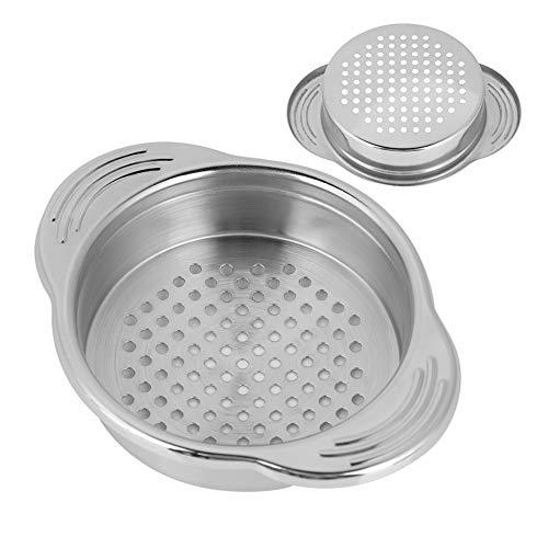 Colador de latas, Prensa de Aceite de diseño ergonómico para latas de atún, para desagüe doméstico, Agua, Cocina, Restaurante