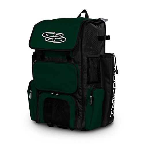 Boombah Rolling Superpack Baseball Gear Bag