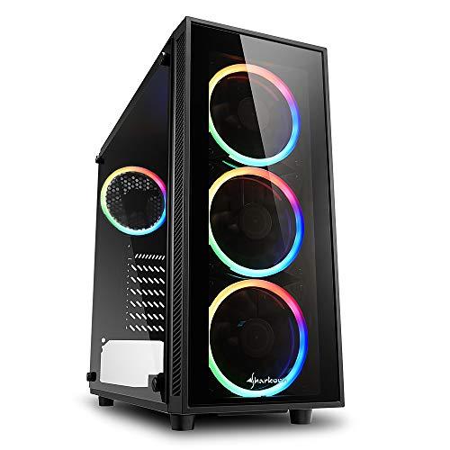 Sharkoon -  TG4 PC-Gehäuse RGB