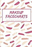 Pocket Makeup Face Charts For Makeup Artists: Small Mini Portfolio To Show Client; Slim Client Book; Super Easy To Carry Around Makeup Sessions; Blank ... Beginner Makeup Designer; Makeup...