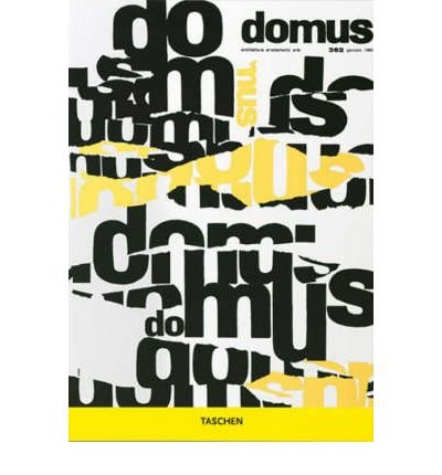 Domus, Volume 5, 1960-1964 [ DOMUS, VOLUME 5, 1960-1964 ] by Casciani, Stefano (Author) Aug-01-2008 [ Hardcover ]