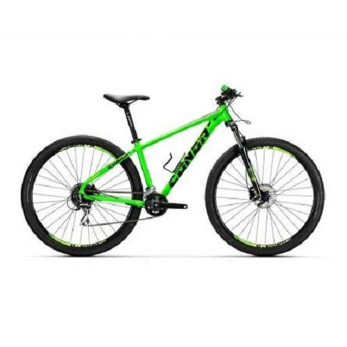 """Conor 7200 29"""" Bicicleta, Adultos Unisex, Verde (Verde), L"""