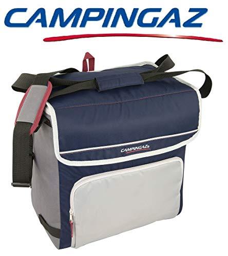 ALTIGASI Sac Thermique Campingaz Fold'N Cool Campingaz de 30 litres avec bandoulière réglable et et Pochette Frontale- Prestation jusqu'à 12 Heures avec Freez Pack
