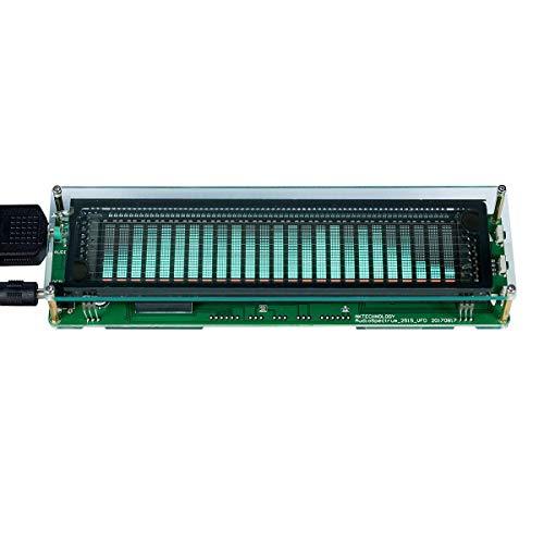 Nobsound Music Spectrum Audio 15 Level Indicator VU Meter Screen Amplifier VFD LED Display Verstärker-Musikanzeige