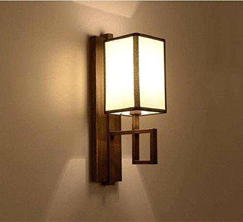 Moderne chinois d'ing¨¦nierie de l'h?tel de la lampe murale minimaliste mur vie de la lampe chambre lampe de chevet de chambre