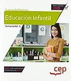 Cuerpo de Maestros. Educación Infantil. Temario Vol. II