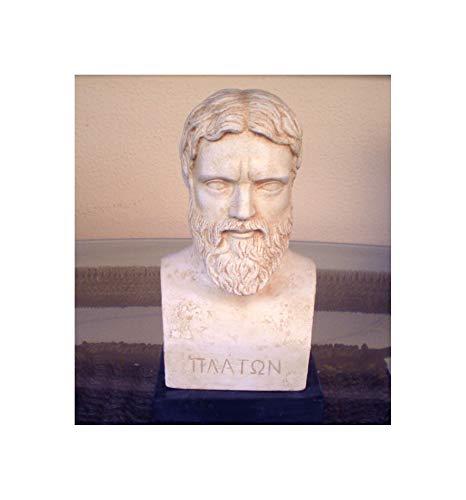 Estia Creations Platón Pecho–filósofo Griego