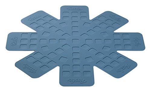 Fissler 100402000 Fine protect Stapelhilfe, 2 Stück, blau
