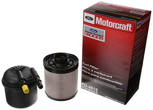 Motorcraft - Fuel Filter (FD4615)