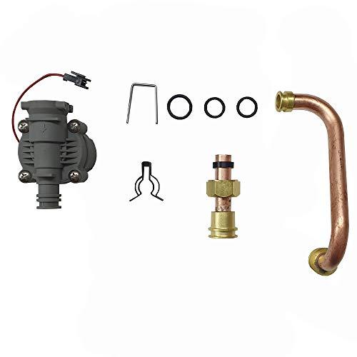 Idrogeneratore scaldabagno gas completo - HDJX -   JUNKERS DC TBK