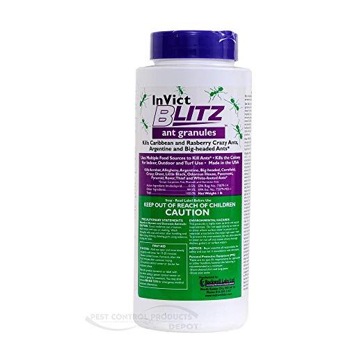 InVict Blitz Ant Granule Bait