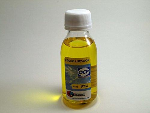 Cartuchorecargable RSL-Rinse-Amarillo, Liquido Limpiador Rin