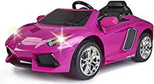 FEBER - Lamborghini Aventador Coche eléctrico Deportivo par