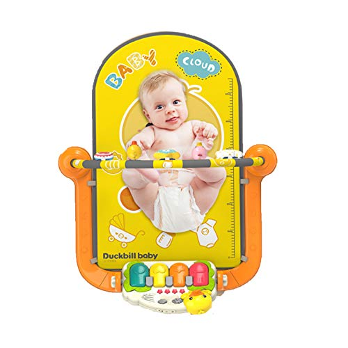 JSJE Baby Gym Play Mats, Actividad de Gimnasio Play Musical Play Mats...