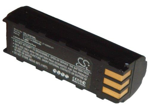 vhbw Akku passend für Barcode Scanner Symbol DS3478, DS3578, LS3478, LS3578, XS3478 wie 21-62606-01, BTRY-LS34IAB00-00 (2200mAh, 3.7V, Li-Ion)