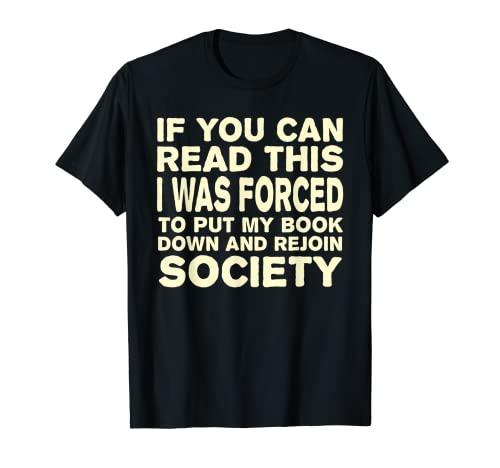 Funny Read Books Lover For Men Women...