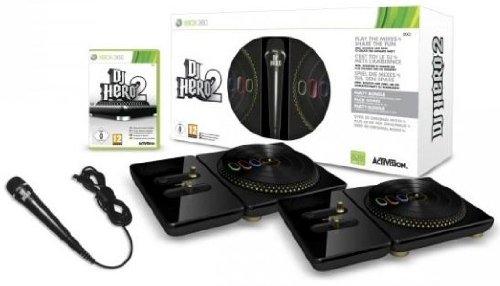 DJ Hero 2 Party Bundle XB2