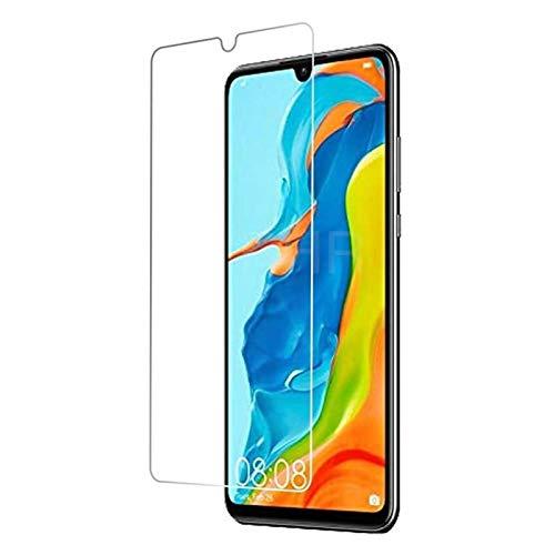 CHAOX adecuado para Huawei P20 Lite Pro P30 P40 P10 Plus Protector de pantalla de vidrio iPhone X (color: para Mate 10, tamaño: 3 piezas de vidrio)