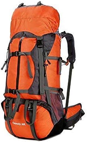 XINSU Home Sac à Dos Professionnel de Grande capacité pour Sac d'alpinisme Professionnel extérieur et intérieur de Grande capacité 60L