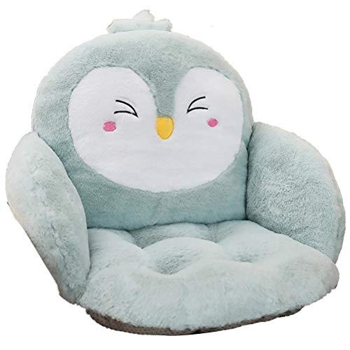 ExH Baby Sofa Stützsitz,Sessel Schlafsofa Tier für Kinder Baby Stützsitz Plüschtiere Cartoon Sitzkissen für Lordosenstütze Baby Lernen, Sitzstuhlkissen zu sitzen Weiche Plüsch-Bodenstütze